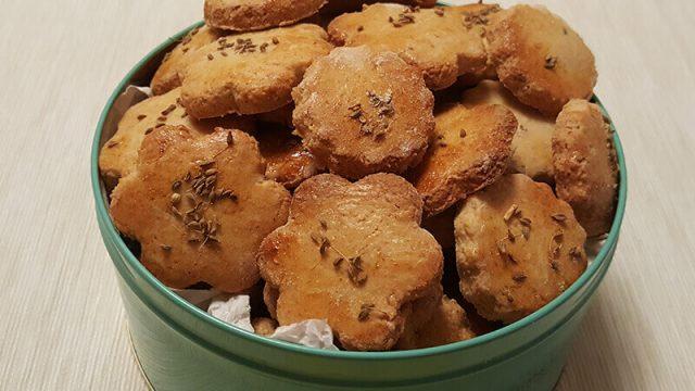 Receta Fácil de Pastas de Mantequilla - www.coquinare.com - Dulces Recuerdos