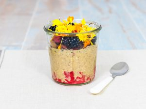 Desayuno de Proteínas Vegetales