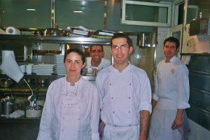 Prácticas en Restaurante Arzak - www.coquinare.com - Recetas Dulces Sin Lactosa